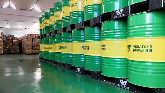 韦纳奇润滑油仓库